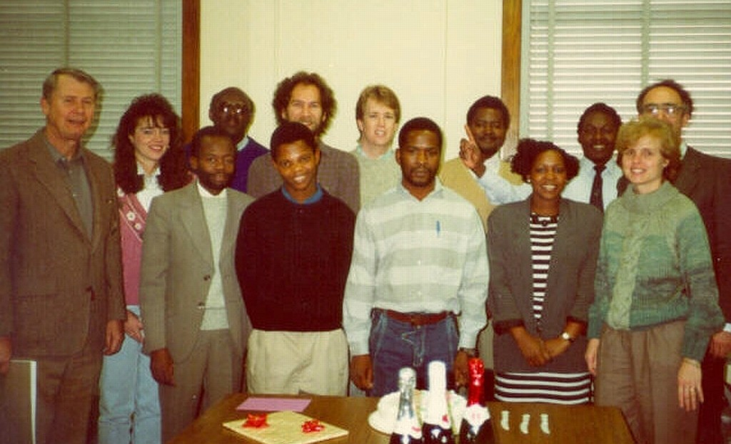 Beaver_other_FSA_faculty_african_students_1992_campus_spss_trainging