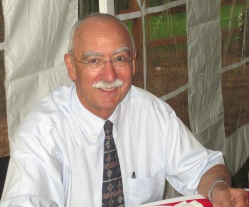 Photo of Professor Michael Weber
