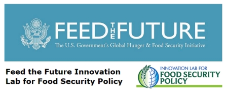 Logo for Feed The Future Policy Project