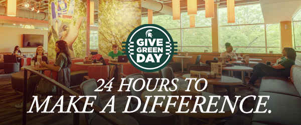 GiveGreenDay-24-Hours-Make-Difference-Cafeteria image