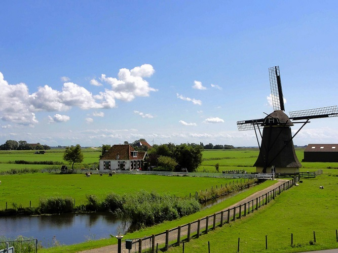 The Netherlands farm