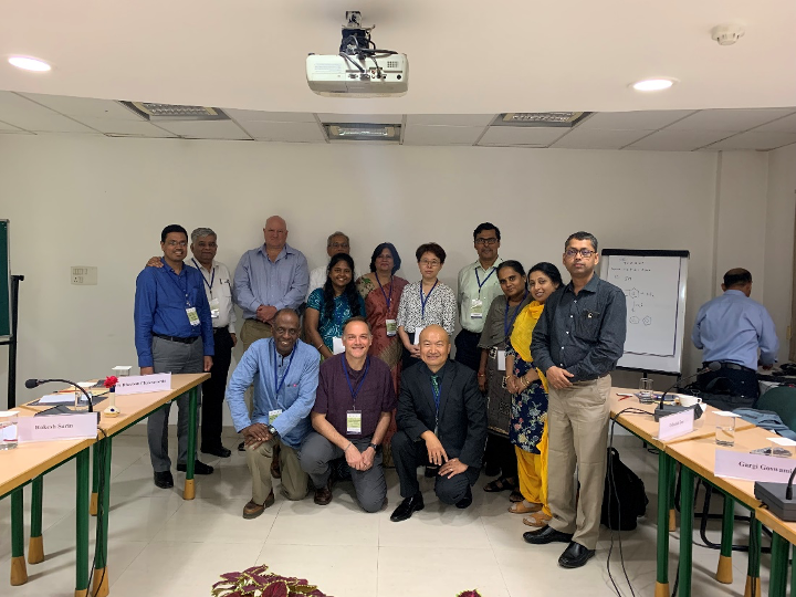 Bio-based energy workshop in New Delhi, India