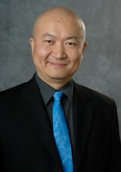 Headshot of Wei lIao