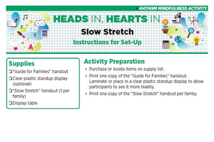 Heads In, Hearts In: Slow Stretch