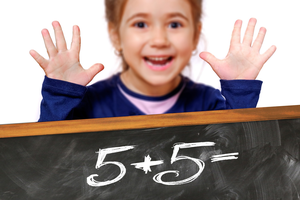 Building a solid math foundation should start early
