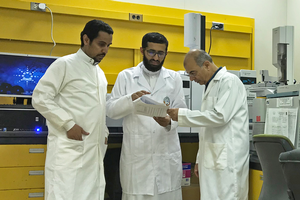 Entomology alumnus Abdulwahab Hafez takes on the challenge of building a pesticide safety system in Saudi Arabia