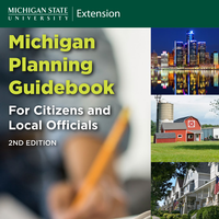 Michigan Planning Guidebook cover