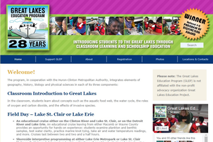 Teachers: Register now for the 2018 Great Lakes Education Program and think spring!