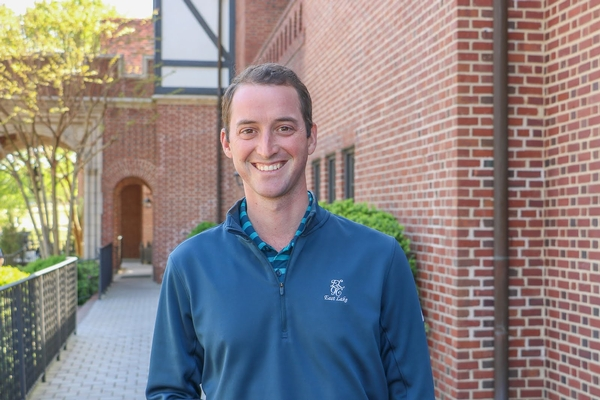 Charles Aubrey is golf course superintendent at East Lake Golf Club in Atlanta, Georgia. Aubry, an MSU alumnus, connected current students with PGA Tour course preparation experience as part of the championship tournament Aug. 22-25.