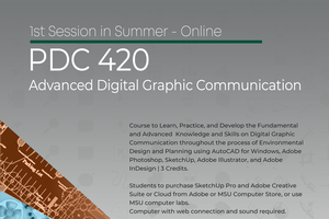 PDC 420: Advanced Digital Graphic Communication