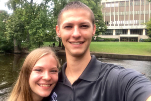 Spartan siblings share passion for biosystems engineering