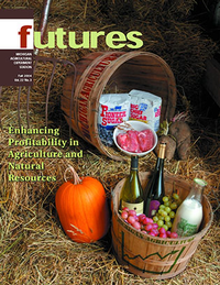Enhancing Profitability in Michigan Agriculture and Natural Resources Cover