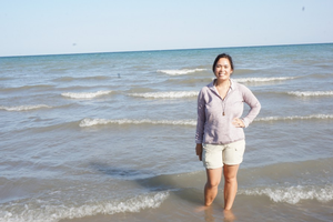 MSU grad's work in Northeast Michigan will support place-based stewardship education