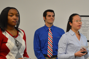 MSU students present their Urban & Regional Planning Practicum projects