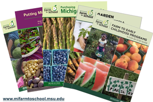 MI Farm to School Grant Program Information Webinar