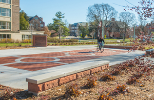 Michigan State University students help inspire design for new Morrill Plaza