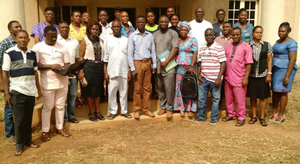 Training One to Train Others - Capacity Building in Delta State