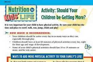 e3f50dbdb753 Nutrition for Kids' Life: Activity Should Children Be Getting More?  (WO1010) - MSU Extension