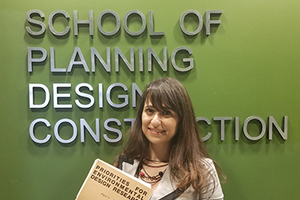 MSU Interior Design's Linda Nubani leads efforts for 50th Annual Environmental Design Research Association Conference