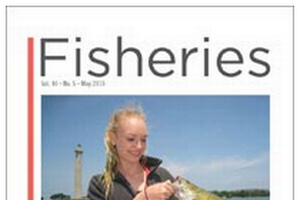 'Fisheries' magazine focuses on Great Lakes charter fishing industry