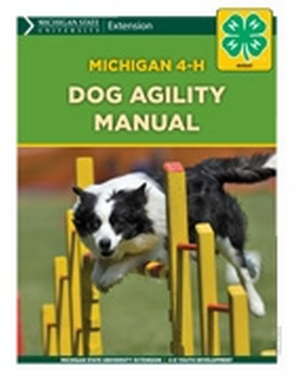 In Michigan 4-H, agility supplies 4-H members and their dogs with something fun to do. It also helps to build confidence and teamwork between the 4-H members and their dogs.