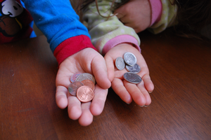 When is it a good time to talk to kids about money and finances?
