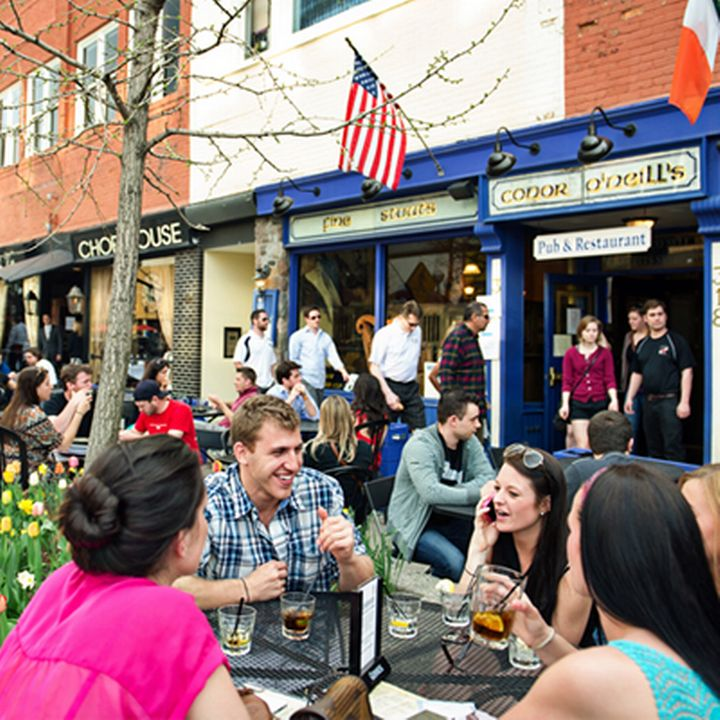 Front cover of the Placemaking Guidebook. Photo by Leisa Thompson, courtesy of the City of Ann Arbor, DDA.