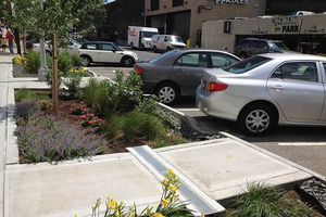 Green Infrastructure workshops offered in Bay City, Dearborn in May