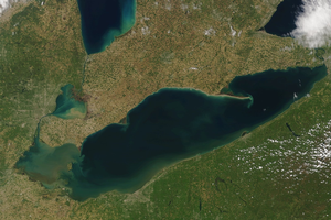 Lake Erie Harmful Algal Bloom Early Season Projection report – May 17, 2016