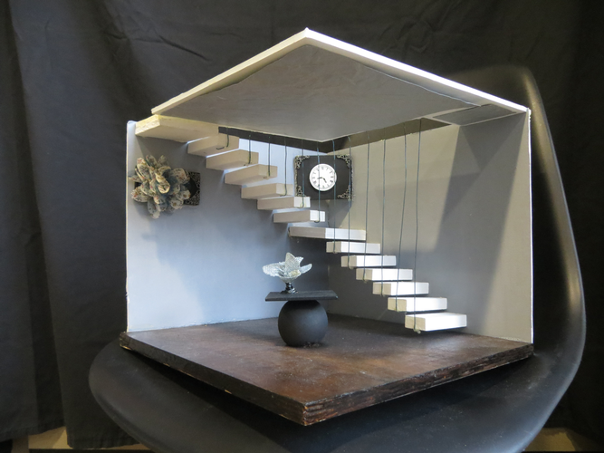View 1: Stair Model