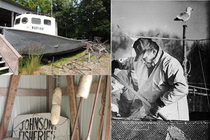 Immerse yourself in the local fisheries heritage with West Shore Fishing Museum hosts who will share guided tours of their educational exhibits and commercial fishing vessel collection.