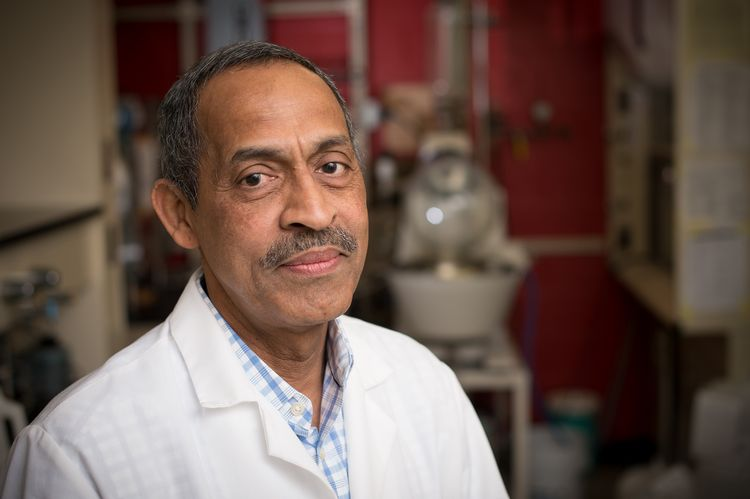MSU professor of horticulture Muraleedharan Nair's novel compound blocks the rogue protein that causes Alzheimer's.