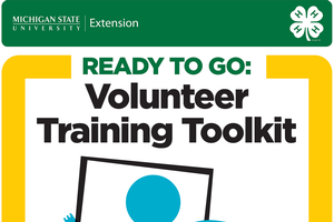 Ready To Go: Volunteer Training Toolkit Complete Set (4H1761)