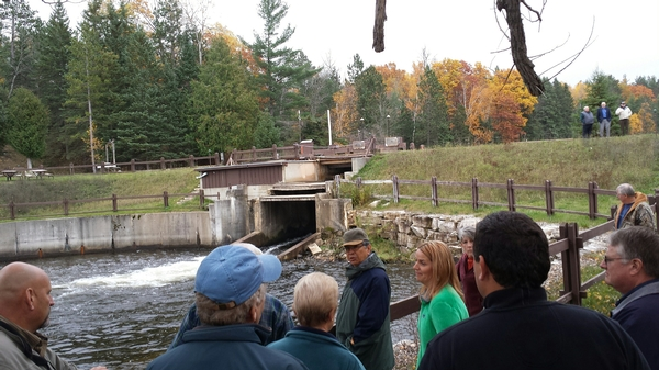 Cooperative efforts to address natural resource infrastructure issues. Photo credit: Ken Borton, Otsego County Commissioner