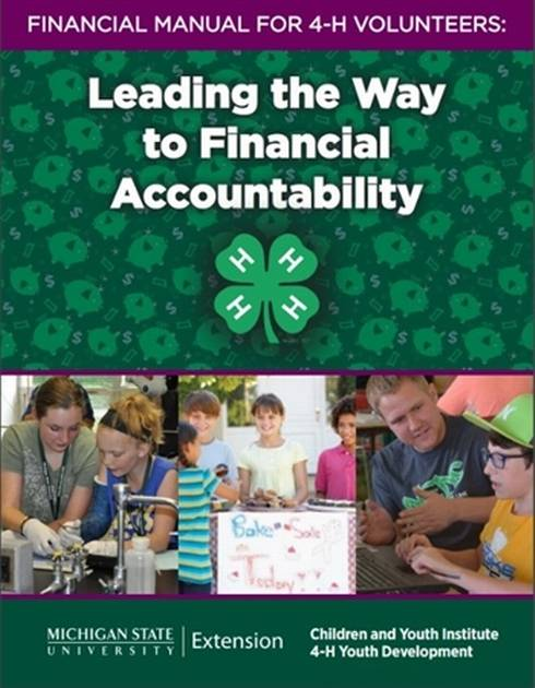 Photo of the cover of Leading the Way to Financial Accountability.