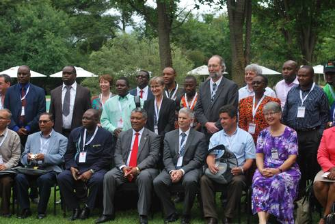 Global leaders gathered in Livingstone, Zambia to discuss the importance of pulse crops