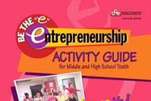 Learn how to encourage young entreprenuers with