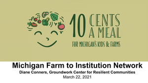 10 Cents a Meal Info Session for Farms and Food Distributors