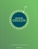 2011 Project GREEEN Legislative Summary Cover
