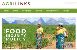 June Was Food Security Policy Month on Agrilinks