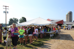 What to expect at Breakfast on the Farm events?