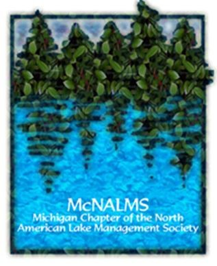 The Michigan Chapter North American Lake Management Society logo | Photo by: McNALMS