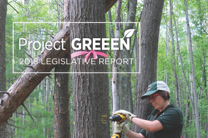 2018 Project GREEEN Annual Report