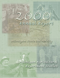 2000 Annual Report Cover