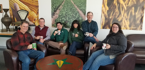 Join MSU Extension Dairy team for coffee break
