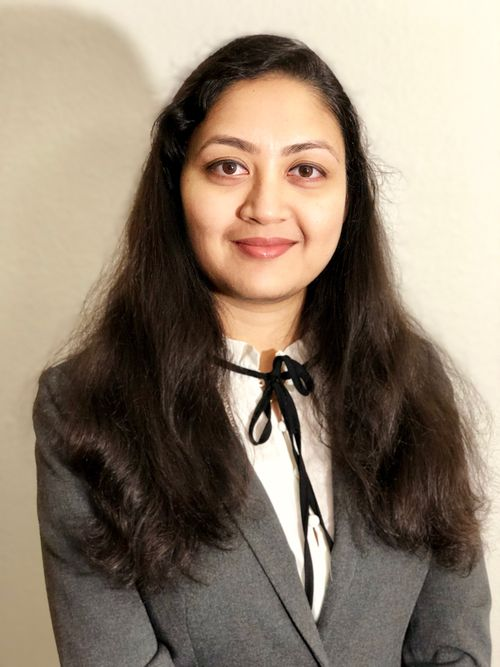 Dr. Debalina Saha is an assistant professor in the MSU Department of Horticulture.