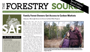 'The Forestry Source: How Five Natural-Resources Professionals Work with CO2'