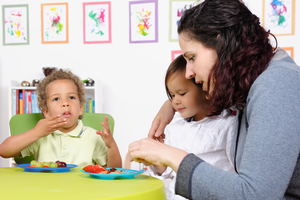 Coaching child care providers to improve nutrition and physical activity
