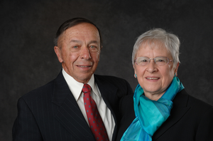 Noel Stuckman and Sandra Clarkson Stuckman