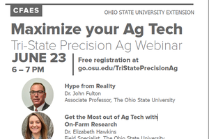 Get ready for the Tri-State Precision Ag Webinar on June 23